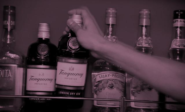 アルコール依存症とあがり症